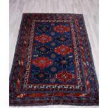 Carpet, Dagestan, antique