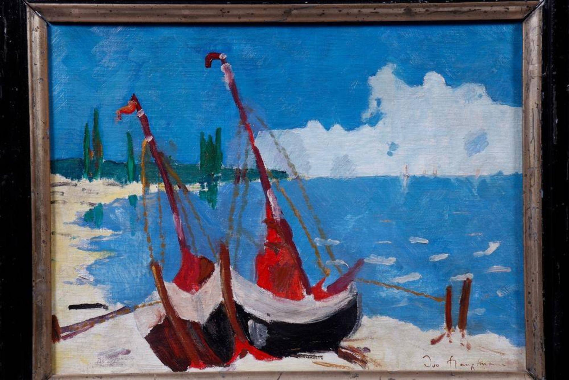 Ivo Hauptmann (1886, Erkner - 1973, Hamburg) - Image 2 of 4