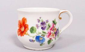 Coffee cup, Meissen, 2nd half 19th C.