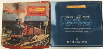 Hornby: Hornby Royal Doulton set to include limited edition plate and LNER 4-6-2. Sir Ronald