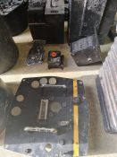 Victor unit 535B, Calc 2, Calc1,Pilots Floor Plates, CAH from XL192, CAM