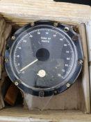 Avro Vulcan Speed meter