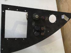 Victor K2 XL158 Rear Crew Panel