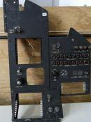 Victor K2 XL160 Rear Crew Panel