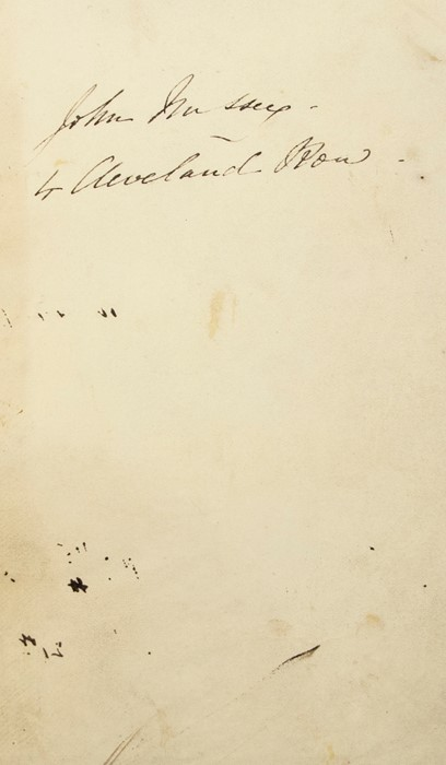 ***OBJECT LOCATION BISHTON HALL ***Gaskell, Elizabeth. The Life of Charlotte Bronte, first edition, - Image 7 of 10