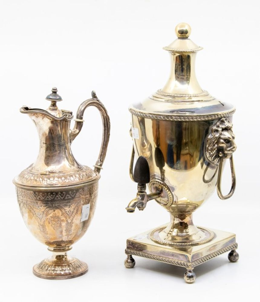 April Four Day Antiques Auction - Webcast Only - Postage and Safe Click/Collect Only