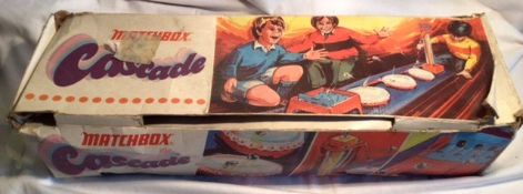 Vintage Games collection to include Matchbox Cascade, James Hunt Grand Prix, Magic Robot, Driving