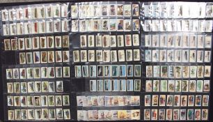A collection of assorted cigarette cards to include: Wills', Speed, 50, set; Wills', Speed, 50, set;