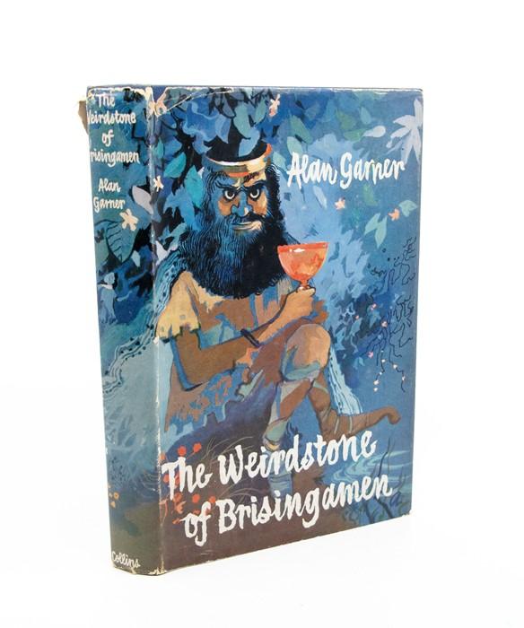 Garner, Alan. The Weirdstone of Brisingamen, first edition, London: Collins, 1960. Octavo,