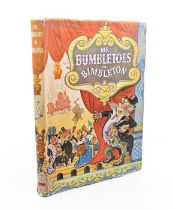 Ockenden, L. C. Mr. Bumbletoes of Bimbleton, first edition, London: Odhams, [1948]. Quarto,