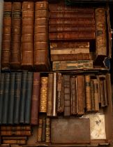Collection of books to include The Practice of Divine Love, by Thomas Kenn, London: Rivington, 1768;