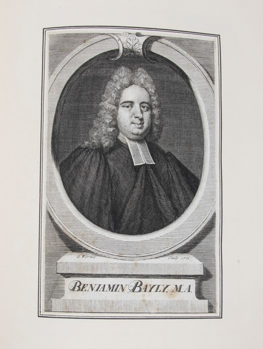 Burnet, [Gilbert]. Bishop Burnet's History of His Own Time, first edition, in two volumes, London: - Image 4 of 4