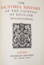 Page, William (Ed.). The Victoria History of the Counties of England: Buckingham, in four volumes
