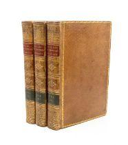 Bourgoing, Jean-Francois. Tableau de l'Espagne Modern, fourth edition, London: John Stockdale, 1808.