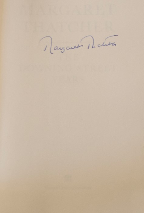 British Politics. Collection of books, history of politics and biographies of politicians, to - Image 2 of 2