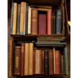 Architectural Interest. Collection of 19th- & 20th-century books, various subjects, to include The