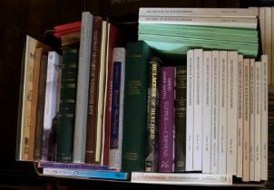 Collection of books relating to Buckinghamshire local history, to include The History and