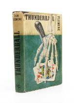 Fleming, Ian. Thunderball, first edition, London: