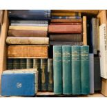 Collection of books to include Games Ancient and Oriental and How to Play Them, by Edward