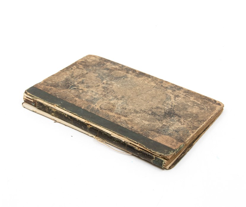 Cole, John. A curious manuscript account, almost comedic (perhaps intentionally) in style,