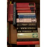 Churchill, Winston. Collection of books by Churchill, together with biographies of Churchill, not