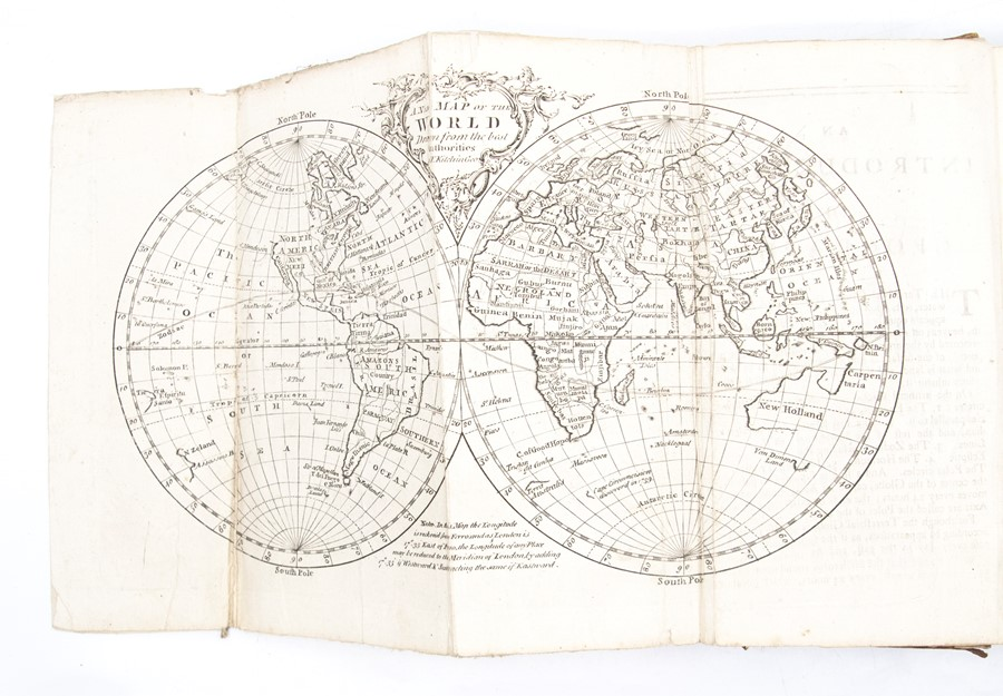 Salmon, Thomas. The Modern Gazetteer: Or, A Short View of the Several Nations of the World, eighth - Image 3 of 3