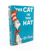 Seuss, Dr. The Cat in the Hat, first UK edition, first printing, London: Collins & Harvill, 1958,
