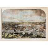 Birmingham. Collection of architectural/topographical prints and maps/plans of Birmingham,