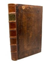Plot, Robert. The Natural History of Staffordshire, first edition, Oxford: Printed at the Theater,