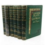 Pratt, Anne. The Flowering Plants, Grasses, Sedges, and Ferns of Great Britain, in six volumes,
