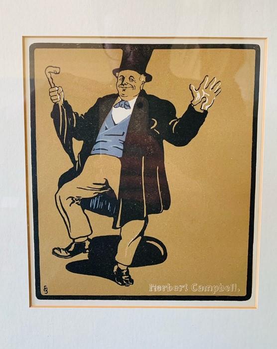 Collection of nine framed prints, comprising: Eli Marsden Wilson (1877-1965), Poplar Hawk Moth, - Image 2 of 10