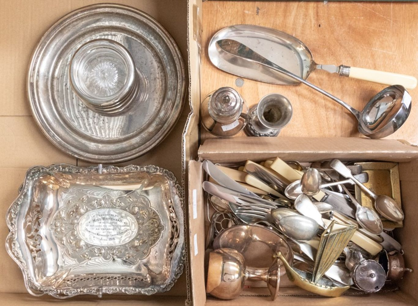 June Four Day Antiques & Collectors Auction - Webcast Only - Postage and Safe Click/Collect Only