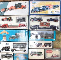 Corgi: A collection of assorted modern boxed Corgi diecast to comprise: 80203, 31007, CC20101,
