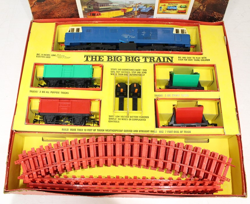 LGB: A boxed LGB, The Big Big Train Set, complete, comprising locomotive, two trucks, two tipping - Image 2 of 2