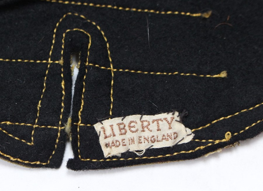 Liberty: A collection of five rare 1930s Liberty dolls to comprise: Knight of the Garter, - Image 2 of 2