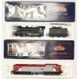 Bachmann: A boxed Bachmann, B1 61247 'Lord Burghley' BR Black L/Crest Weathered Locomotive, 31-700Z,
