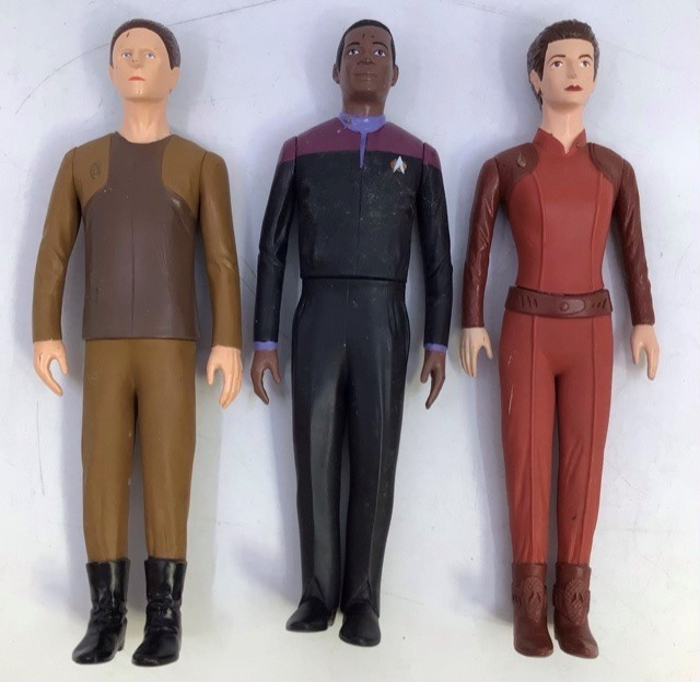 Star Trek: A Star Trek Transwarping, Phase Pistol & Communicator set, Classic Phaser, original - Image 2 of 4