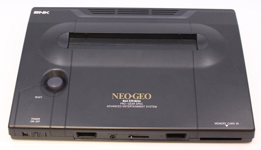 Neo Geo: A boxed Neo Geo Advanced Entertainment System Console, complete with certificate matching - Image 3 of 6