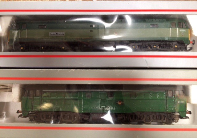 Railway: A collection of OO gauge locomotives and rolling stock, to include Hornby, Lima, - Image 5 of 5
