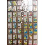 Trading Cards: A complete set of Anglo Confectionery, World Cup 1970, 48, mostly good; together with