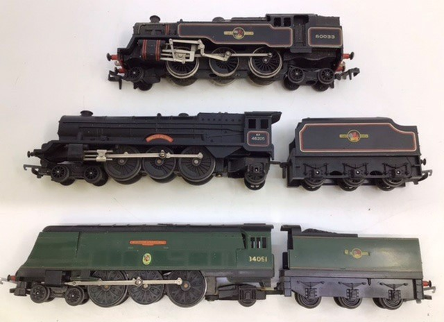 Hornby: A collection of Triang Hornby railway to include: R.351 Co-Co class EN2 electric - Image 7 of 7