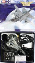 Corgi: A boxed Corgi, Limited Edition, The Aviation Archive, Panavia Tornado F3, ZE763 HD, 111