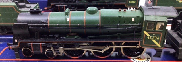 Bachmann: A collection of four Bachmann locomotives to include: 31-225 BR Black Watch; 31-480 LMS - Image 5 of 5
