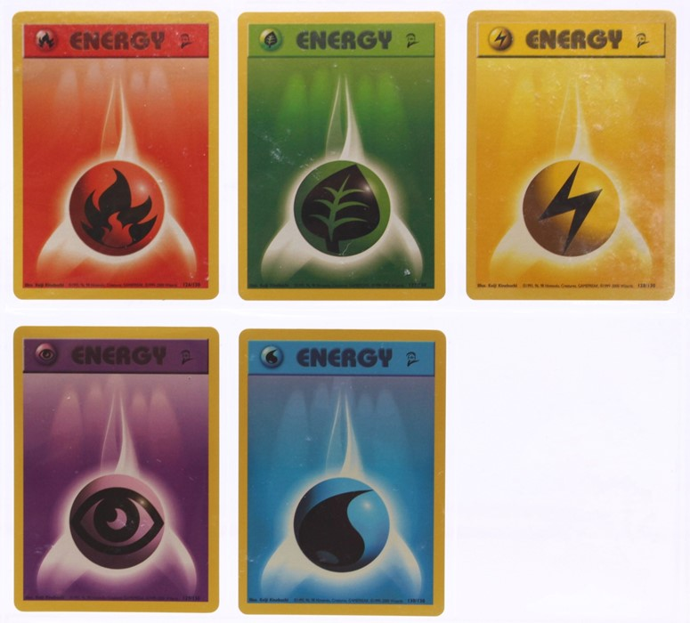 Pokemon: A completePokemon Base Card Set 2, comprising 130 cards, plus an additional Wartortle ( - Image 15 of 17