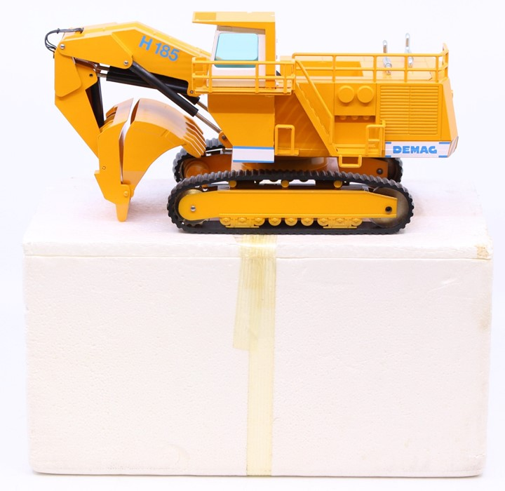 Diecast: A collection of three boxed diecast models to comprise: NZG, Caterpillar D8N, Track-Type - Image 2 of 3