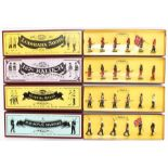 Britains: A collection of four boxed Britains sets to comprise: The 15th Ludhiana Sikhs, 8832; The