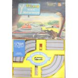 Tri-ang: A boxed Tri-ang Minic Motorways Set, M. 1501 A, comprising a single car, track and Owner'