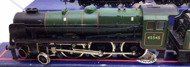 Bachmann: A collection of four Bachmann locomotives to include: 31-225 BR Black Watch; 31-480 LMS - Image 4 of 5
