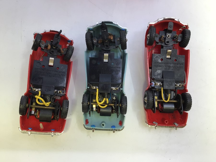 VIP Model Roadways: A collection of three boxed VIP Model Roadways MGA vehicles, comprising two in - Image 4 of 4
