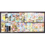 Magazines: A collection of assorted Nintendo and other video game related magazines, approximately